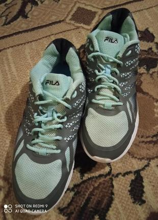 Кросівки кроссовки кроси fils 41 розмір