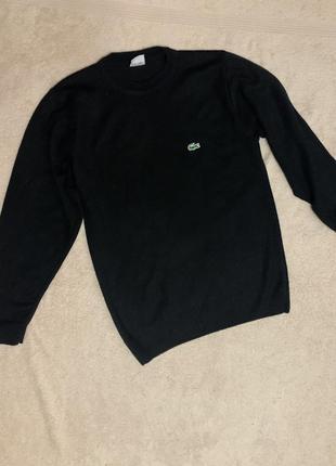 Лёгкий свитерок lacoste размер м