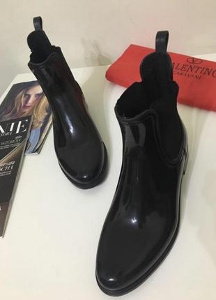 Жіночі резинові черевички