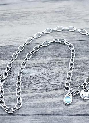 Ожерелье-чекер