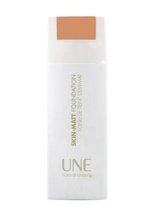 Натуральная тональная основа bourjois une skin-glow foundation 30мл оттенок м10.оригинал