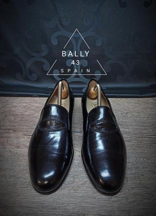 Туфли bally 43 (28.5 cm) spain