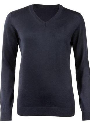Пуловер свитерок джемпер с шерстью мериноса crivit германия