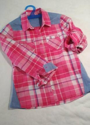 Рубашка 100%коттон оригинал
