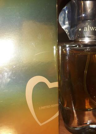 "Парфюмерная вода avon today tomorrow always ""heart"" , 30 мл"