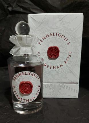 Elisabethan rose 2018 penhaligon's 10 ml eau de parfum, парфюмированная вода, отливант