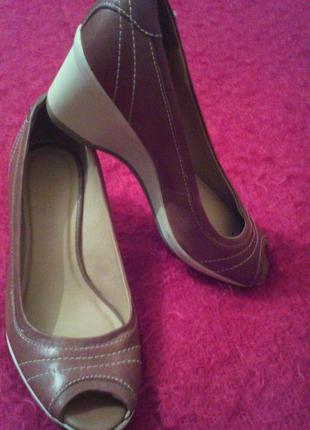 Супер туфельки-размер 38.5