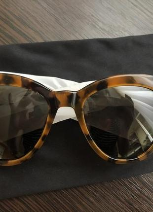 Солнцезащитные очки h&m premium quality4 фото