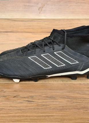 Бутси копачки футбольні adidas predator 18.2 fg m db1996 ч