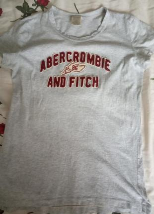 Футболка abercrombie and fitch