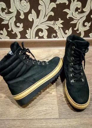 """Зимние ботинки """"gabor"""""""