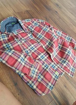 Рубашка на мальчика next
