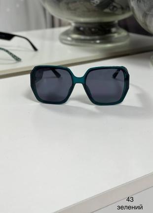 Сонцезахисні окуляри #436 фото