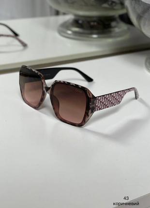 Сонцезахисні окуляри #438 фото