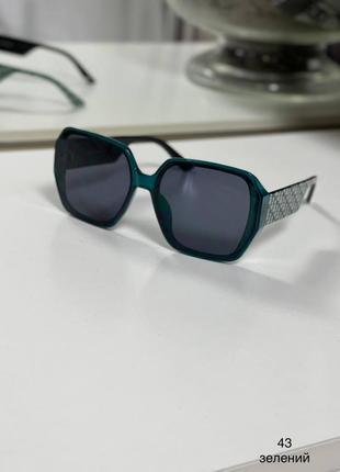 Сонцезахисні окуляри #435 фото