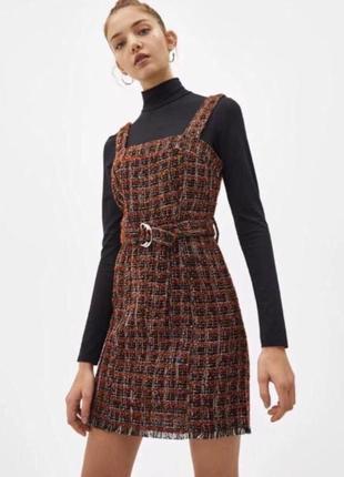 Сарафан платье новое с биркой bershka размер xs