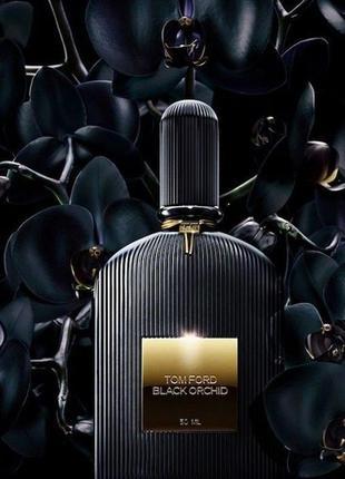 Tom ford black orchid парфюм унисекс из дубая