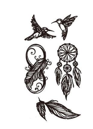 Тату, татуировки, татушки, переводилки, переводные тату, временные тату