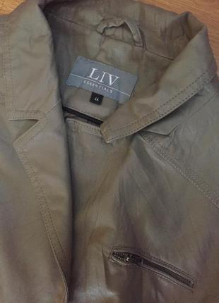 Пиджак ,куртка кожаная,косуха 462 фото