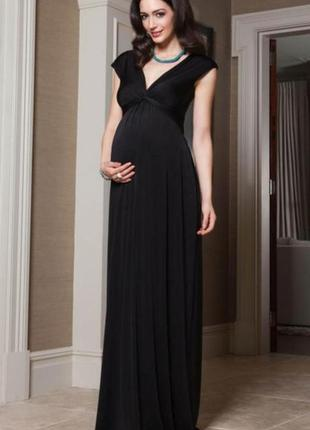 Длинное вечернее платье макси для беременных 🍀f&f