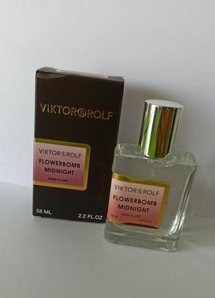 Flowerbomb midnight viktor & rolf пробник парфюма из дубая,фруктовые духи3 фото