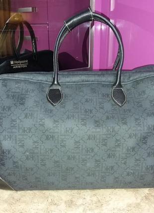 Дорожная сумка чемодан для путешествий поездок багаж brics италия