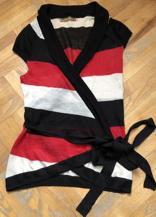 Лёгкий летний кардиган, накидка, кимоно, кофта