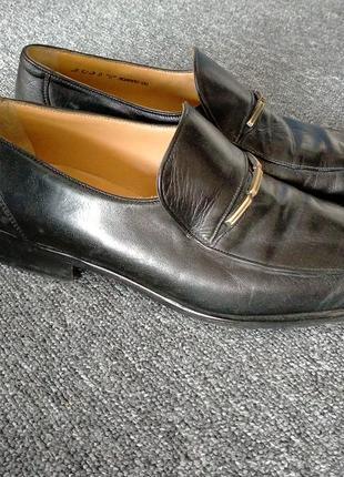 Обалденные туфли лоферы натуральная кожа