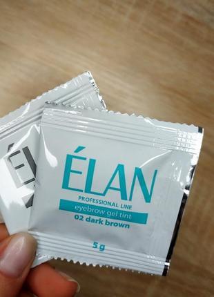 Elan фарба+окислювач