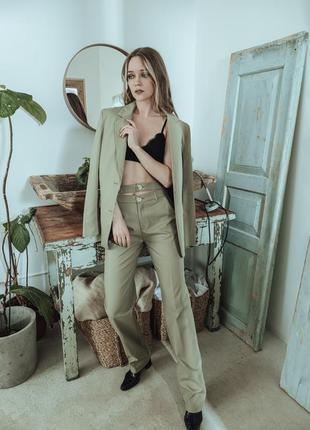 Новые брюки bershka 36