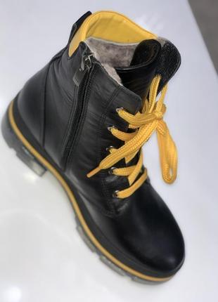 Ботинки mario muzi