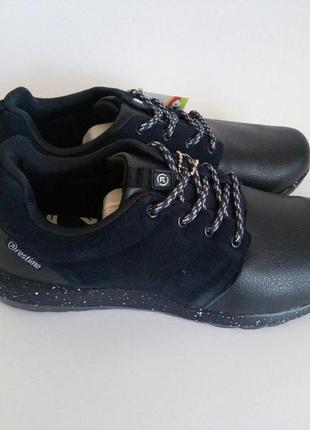 Кожаные женские кроссовки restime roshe run, 36-41 размеры