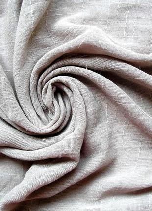 Vip роскошный коттоновый пудровый палантин шарф, ester eleonora, швеция, -196х88- новый