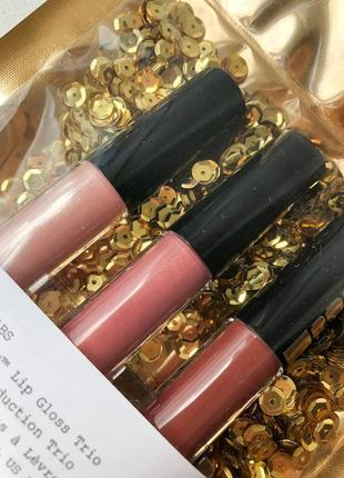 Набор блесков pat mcgrath mini lust: lip gloss trio sunset seduction