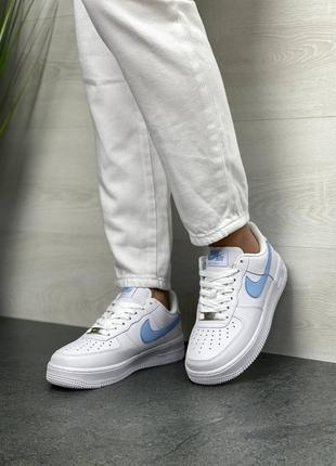 Nike air force white/blue