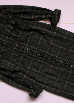 Удлиненная рубашка h&m