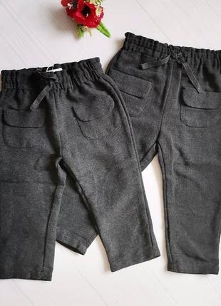 Тонкие штанишки штаны для девочки zara зара