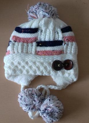 Зимняя шапка ashley al7960