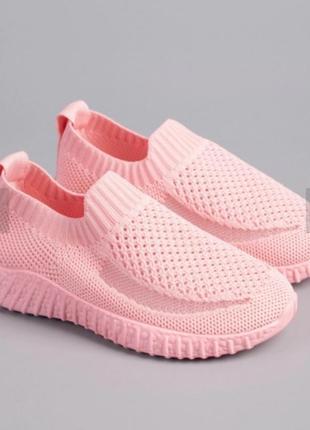 Детские кроссовки для девочки2 фото