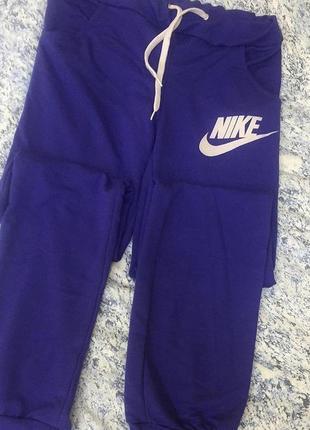 Спортивные штаны nike3 фото