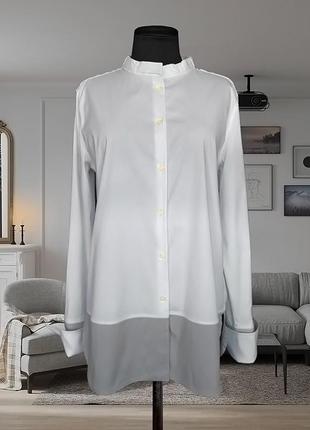 Блуза рубашка коттоновая mod atelier