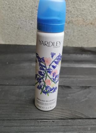 Парфюмированый спрей для тела, дезодорант 75 мл