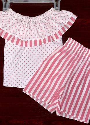 Супер костюм ✔ блузка +шорты ✔