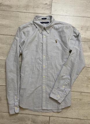 Оригинальная женская рубашка ralph lauren