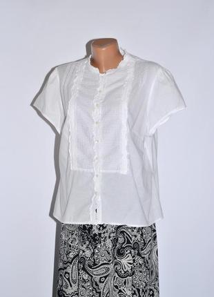 Блузка для пышных форм