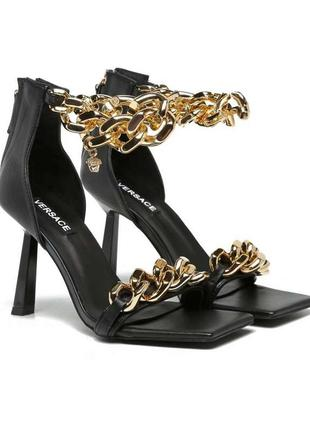 Туфли брендовые 35-42р.(каблук 9,5 см)
