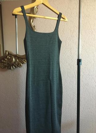 Платье zara xs s