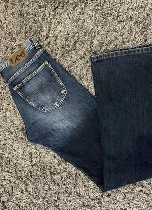 Стильні жіночі джинси клёш, фірми lee оригінал
