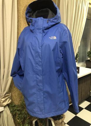 Крутая непромокаемая деми куртка the north face на 48 разм. оригинал.
