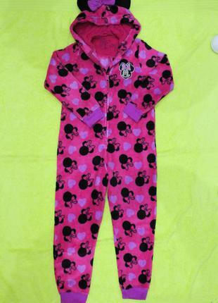 Пижама, кигуруми мики m&s на 5-6 лет, 116 см рост